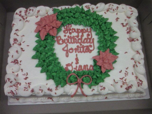 Christmas Sheet Cake Ideas  17 Best images about Holiday Cake