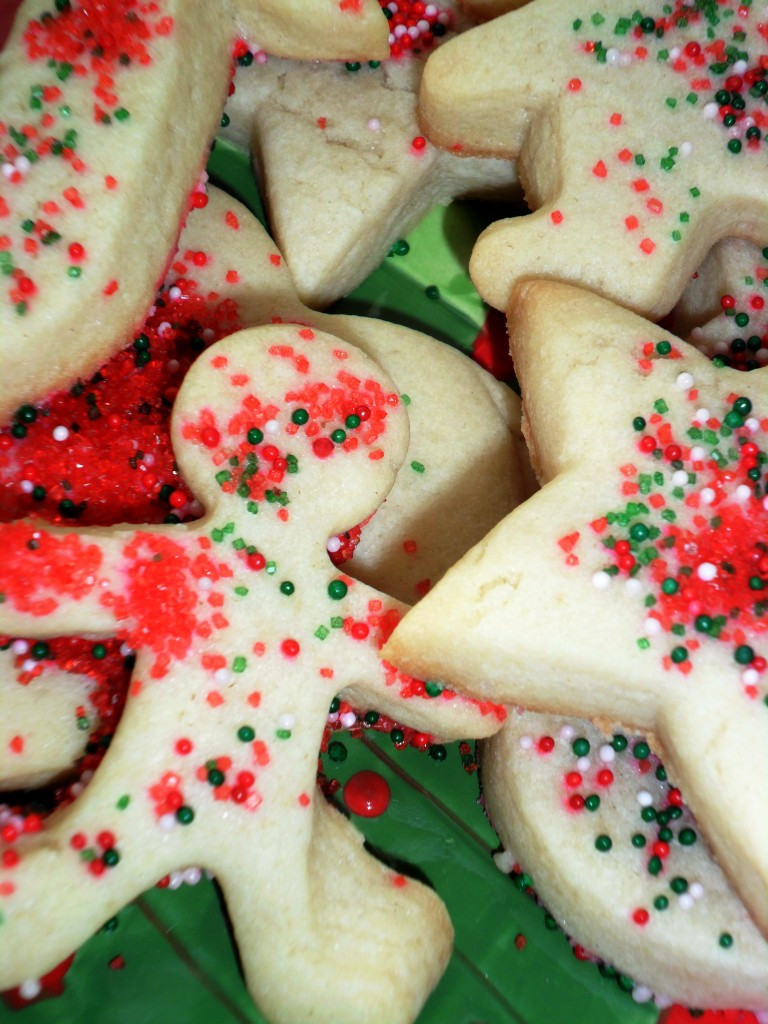 Christmas Shortbread Cookies Recipe  Bits and Pieces From My Life Quest For the Best