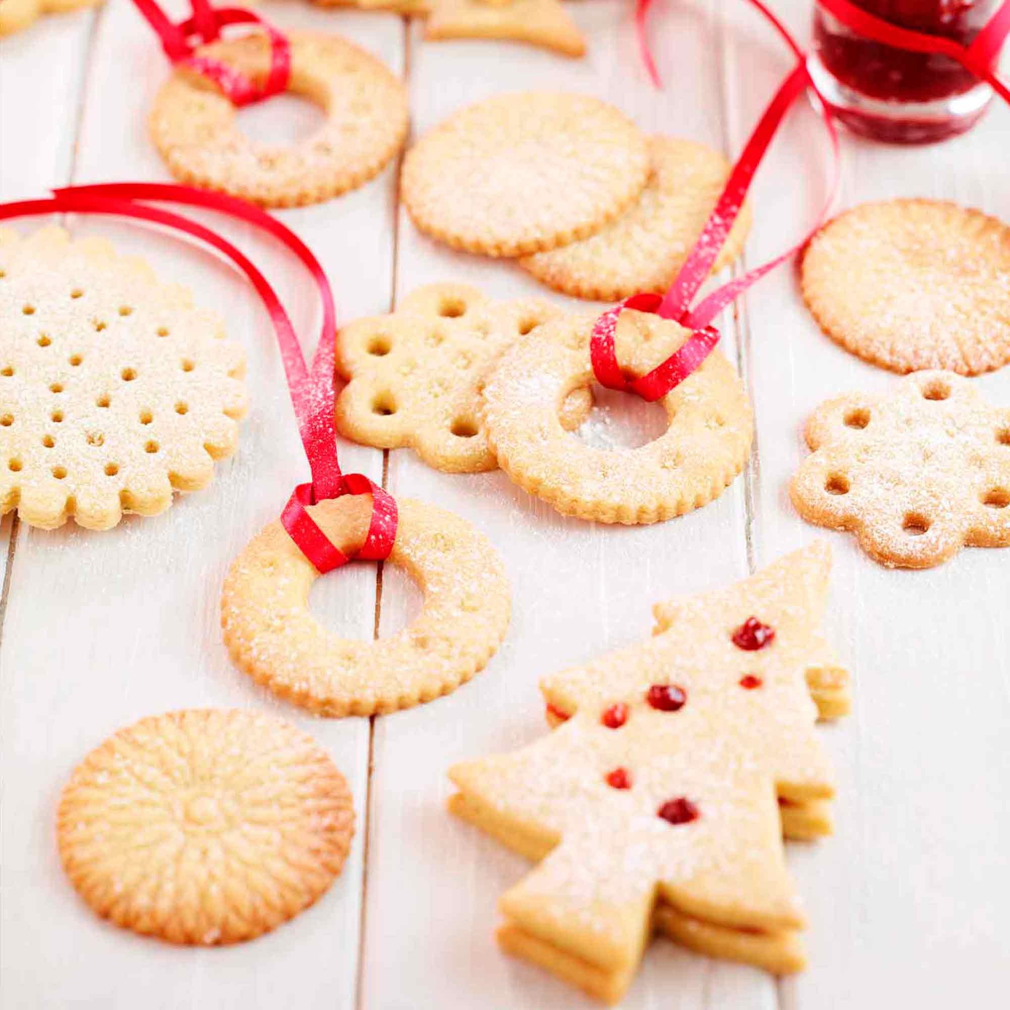 Christmas Shortbread Cookies Recipe  Christmas Shortbread Woman And Home