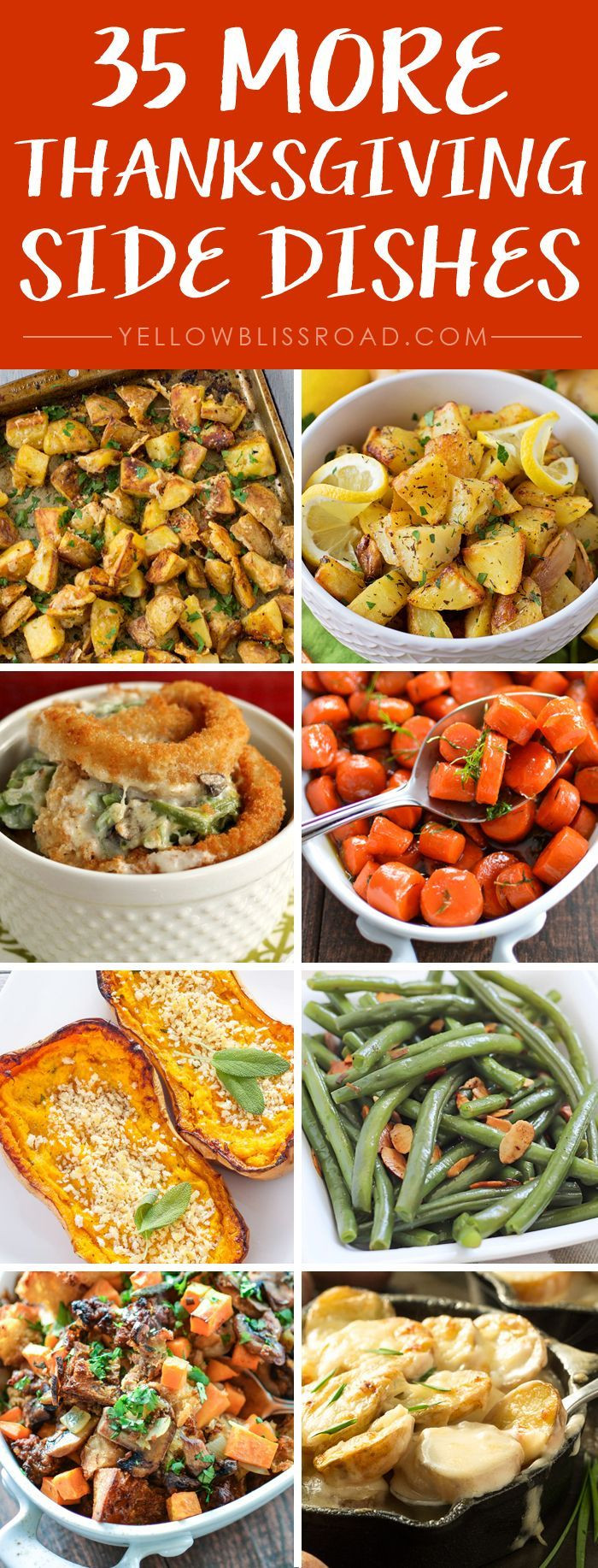 Christmas Side Dishes Pinterest  17 Best images about Thanksgiving ideas on Pinterest