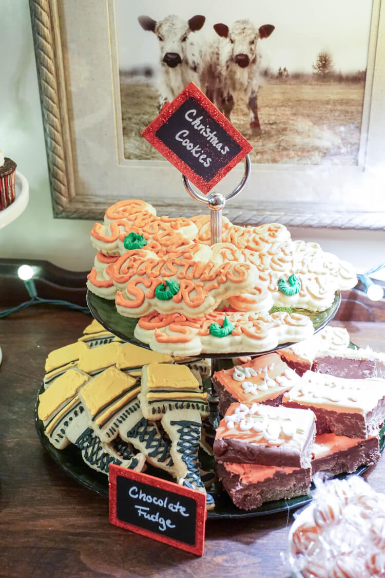 Christmas Story Cookies  A Christmas Story Holiday Recipes and Party