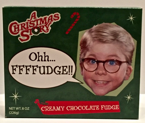 Christmas Story Fudge  A Christmas Story Oh Fudge Creamy Chocolate