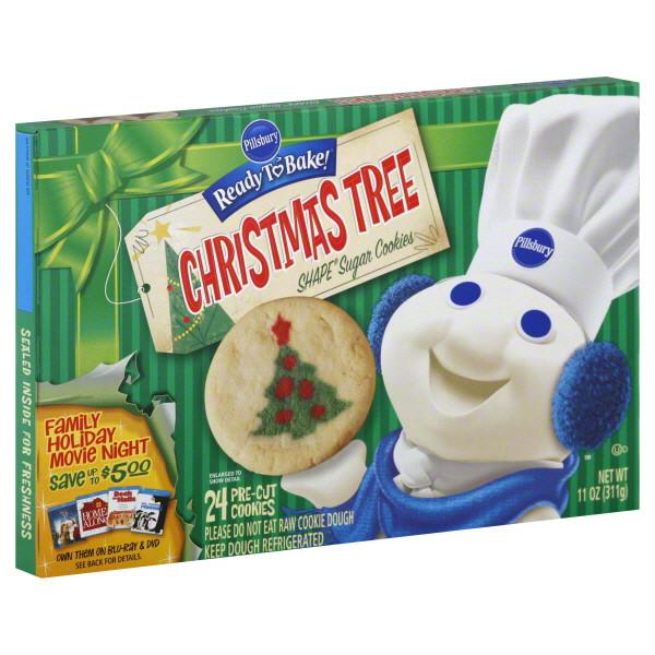 Christmas Sugar Cookies Pillsbury  Pillsbury Christmas Cookies House Cookies