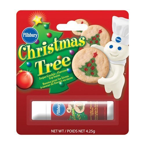 Christmas Sugar Cookies Pillsbury  Amazon Pillsbury Lip Balm Sugar Cookies Flavor