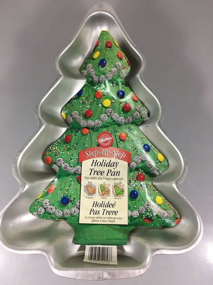 Christmas Tree Baking Pan  66 best Wilton Cake Pans images on Pinterest