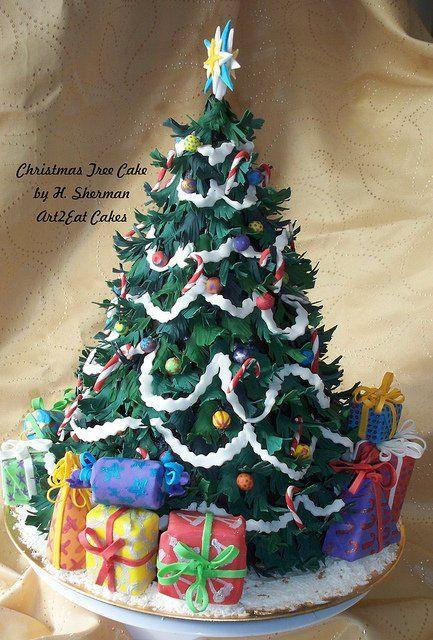 Christmas Tree Cakes  Best 25 Tree cakes ideas on Pinterest