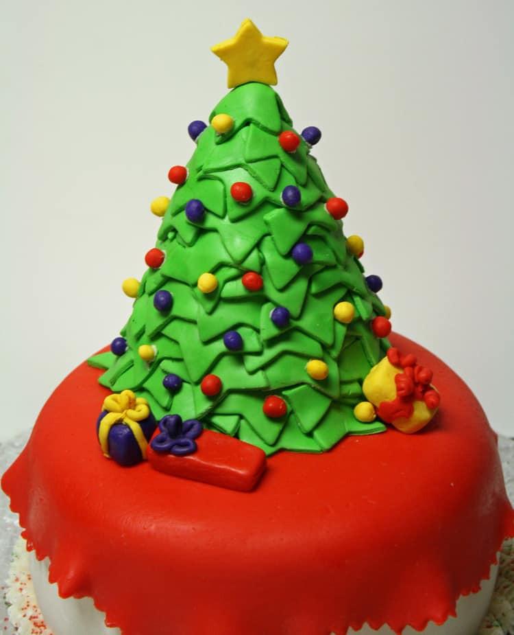 Christmas Tree Cakes  Christmas Tree Cake