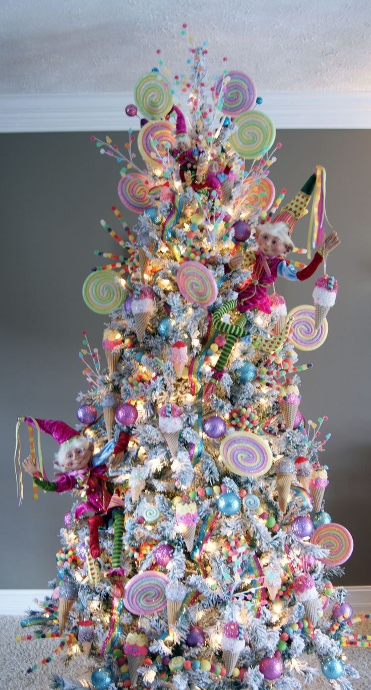 Christmas Tree Candy  Candyland Christmas Tree