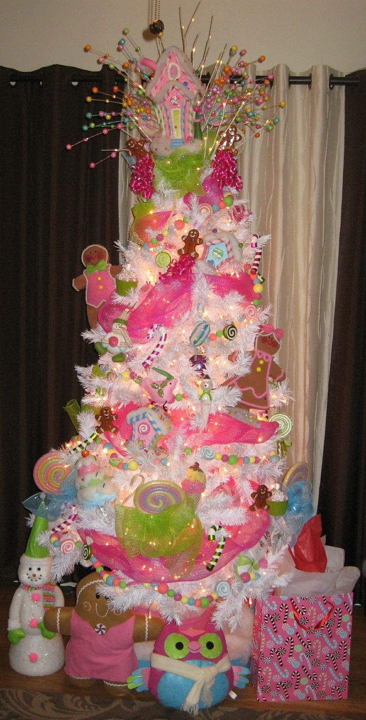 Christmas Tree Candy  17 Best images about Candy themed Christmas decorations on