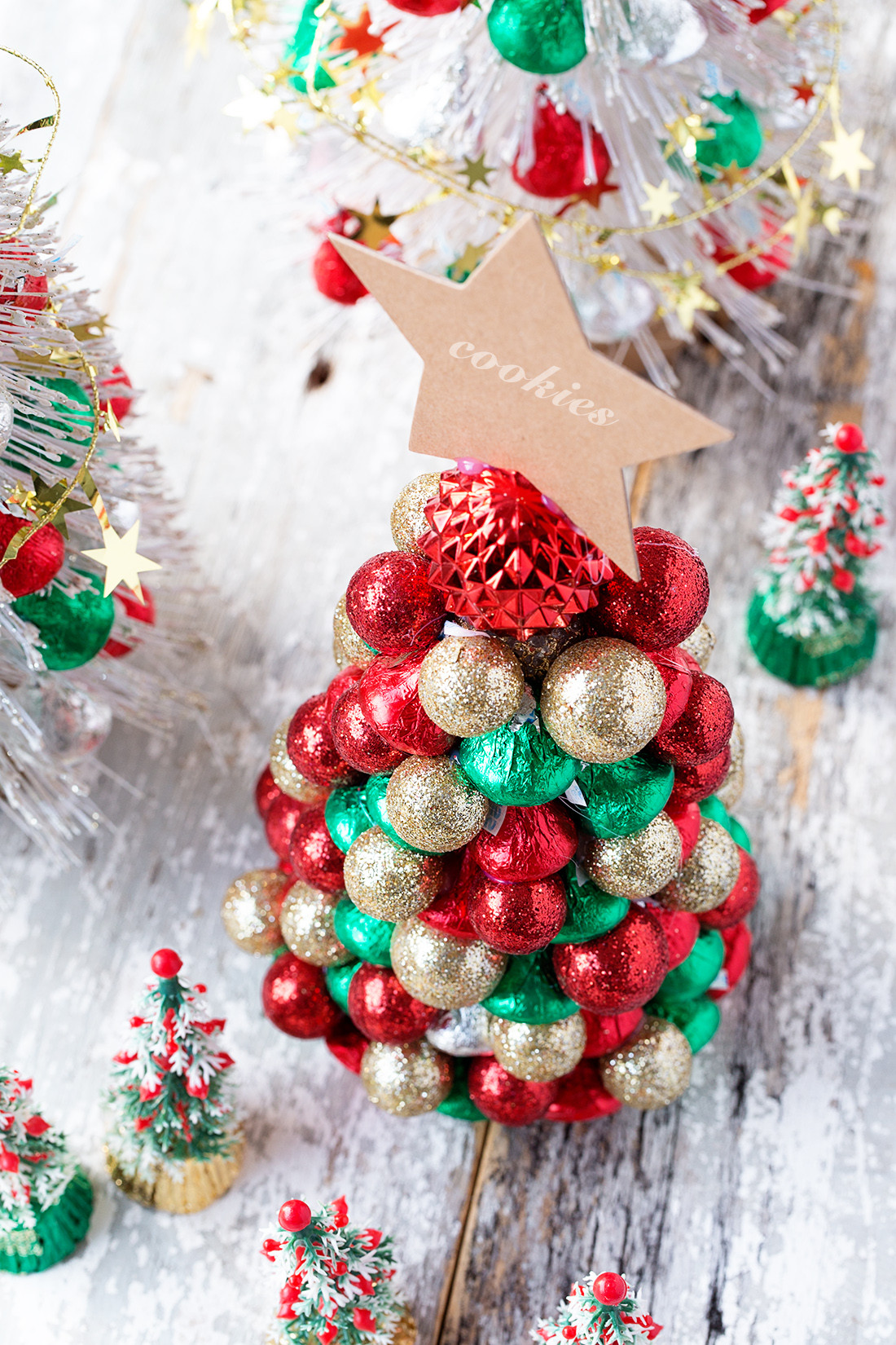 Christmas Tree Candy  Candy Christmas Trees