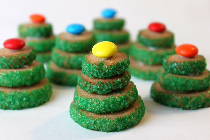 Christmas Tree Cookies Recipe  Christmas Cookies Recipe Back to the Cutting Board