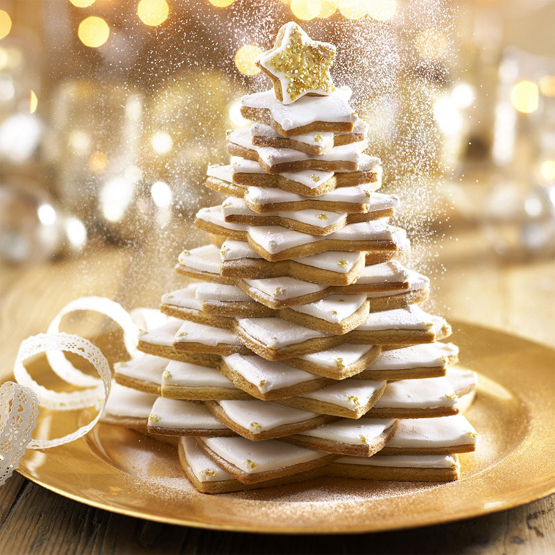 Christmas Tree Cookies Recipe  As promised Recipe for vanilla cookies to make your