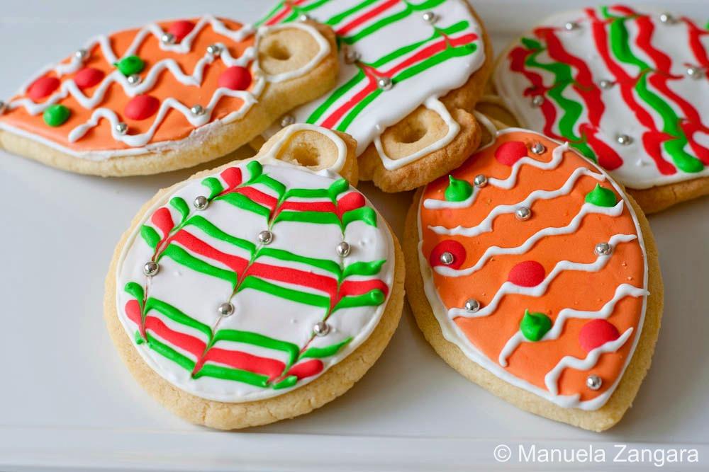 Christmas Tree Cut Out Cookies  15 Homemade Christmas tree decorations Christmas