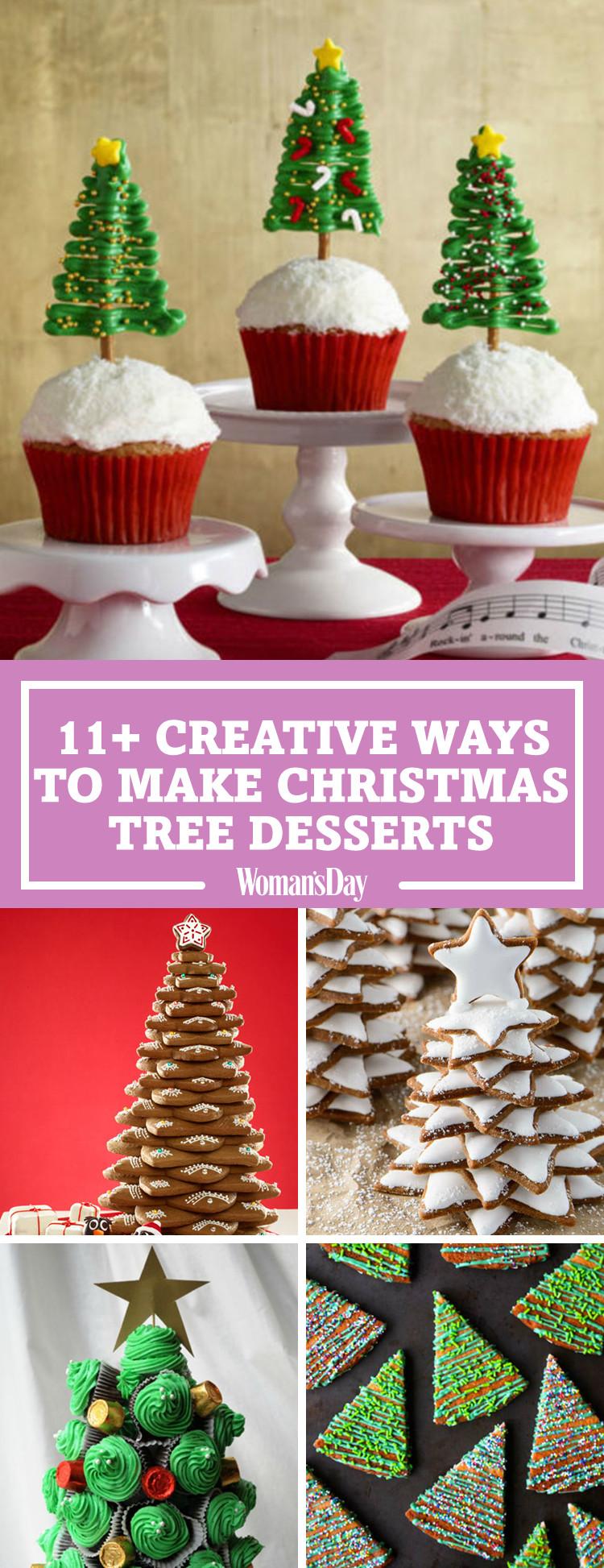 Christmas Tree Desserts  Christmas Tree Desserts The Best Christmas Tree Desserts