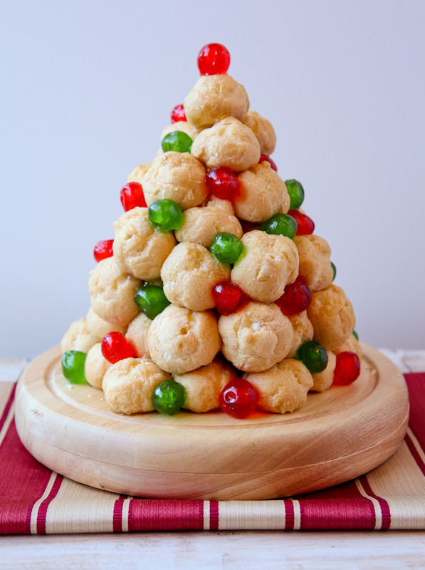 Christmas Tree Desserts  Christmas Countdown Day 18 Christmas Tree Treats B