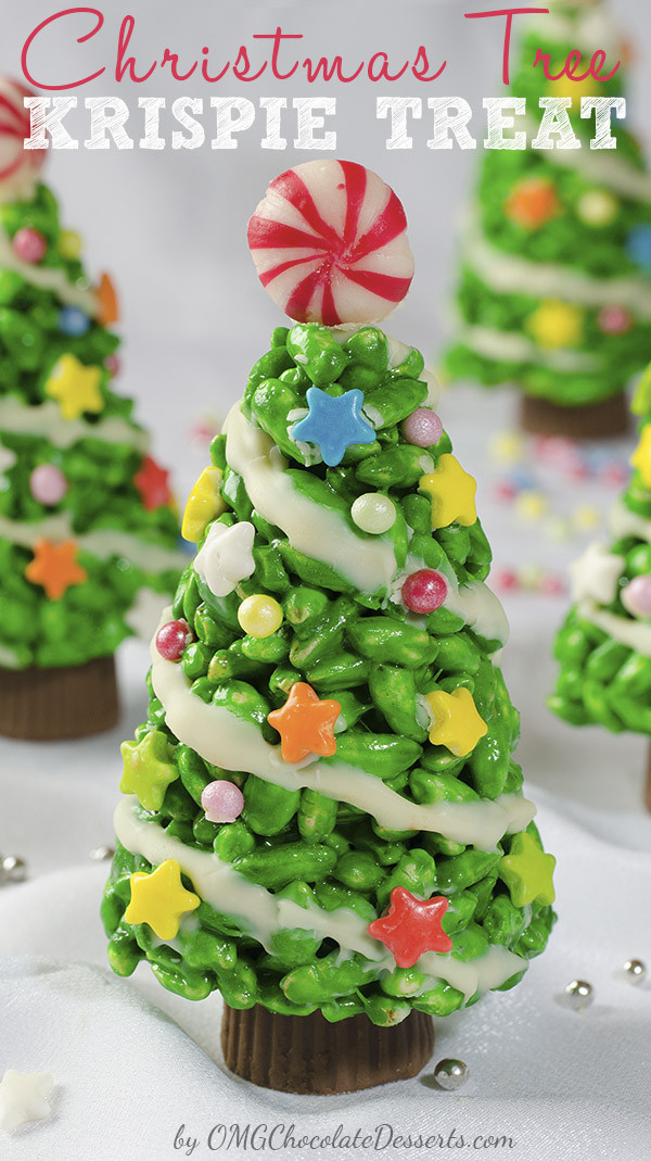 Christmas Tree Desserts  25 Fun Christmas Treats – Fun Squared