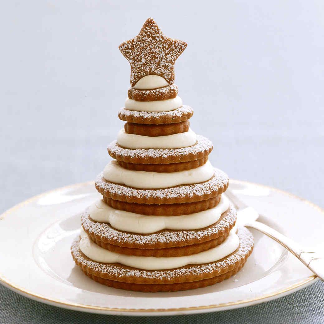 Christmas Tree Desserts  Christmas Dessert Recipes