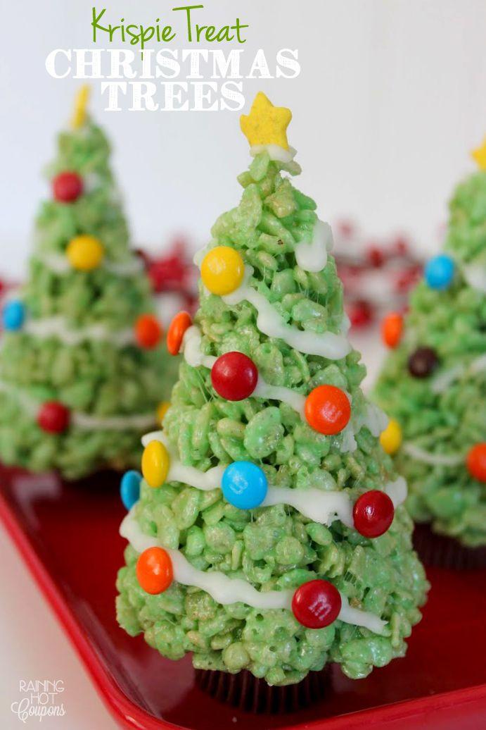 Christmas Tree Desserts  Christmas Desserts