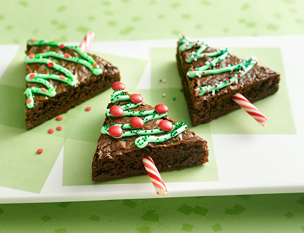 Christmas Tree Desserts  Unbelivably good chocolate Christmas desserts Woman s own