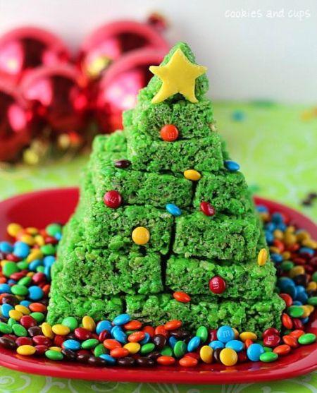 Christmas Tree Desserts  10 Amazing and Adorable Christmas Desserts