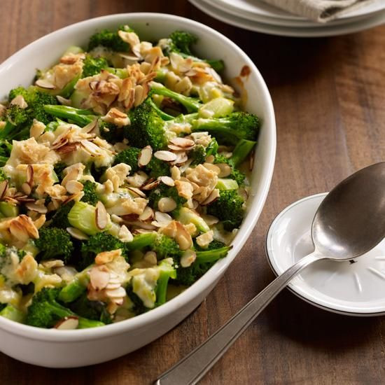 Christmas Veggies Side Dishes  Thanksgiving Ve able Side Dishes Pinterest