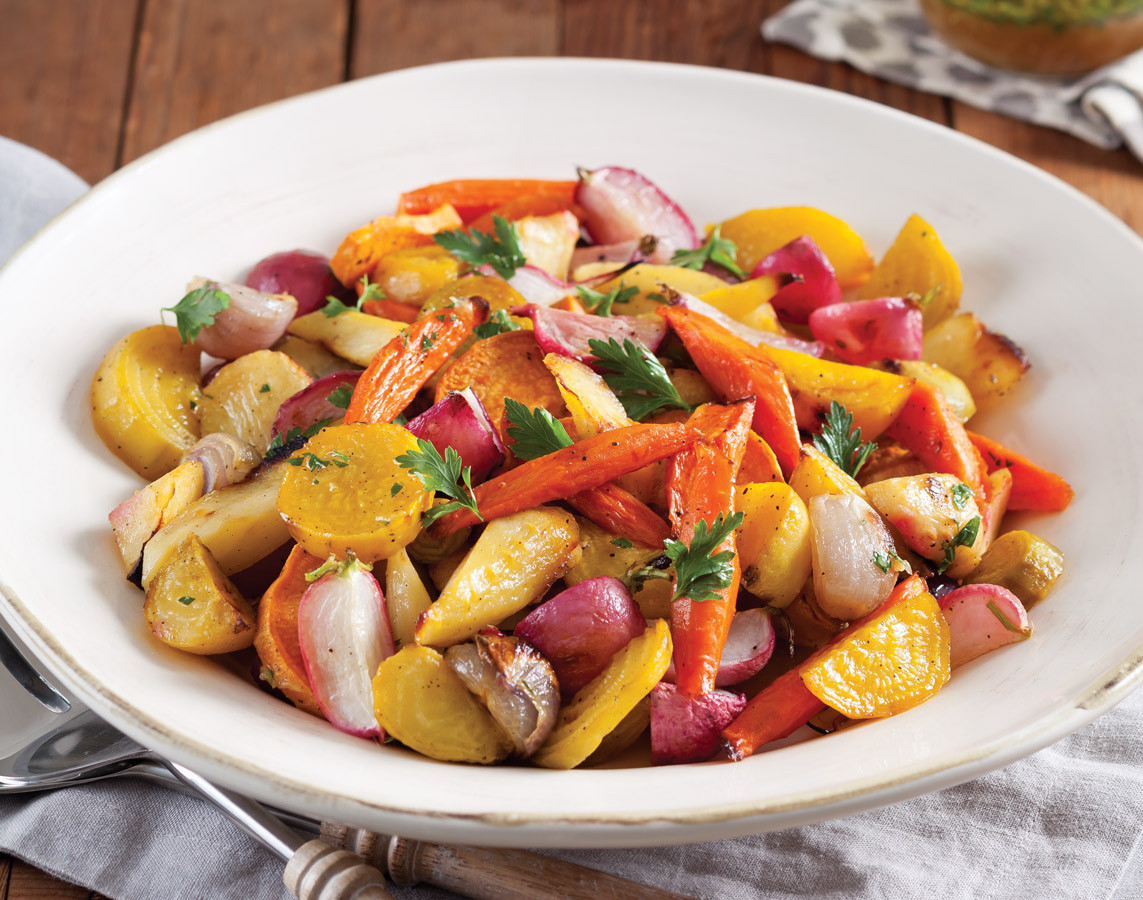 Christmas Veggies Side Dishes  5 of Our Favorite Thanksgiving Side Dishes