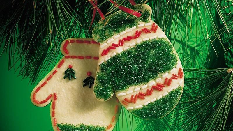 Classic Christmas Sugar Cookies  Classic Christmas Sugar Cookie Cutouts recipe from Betty
