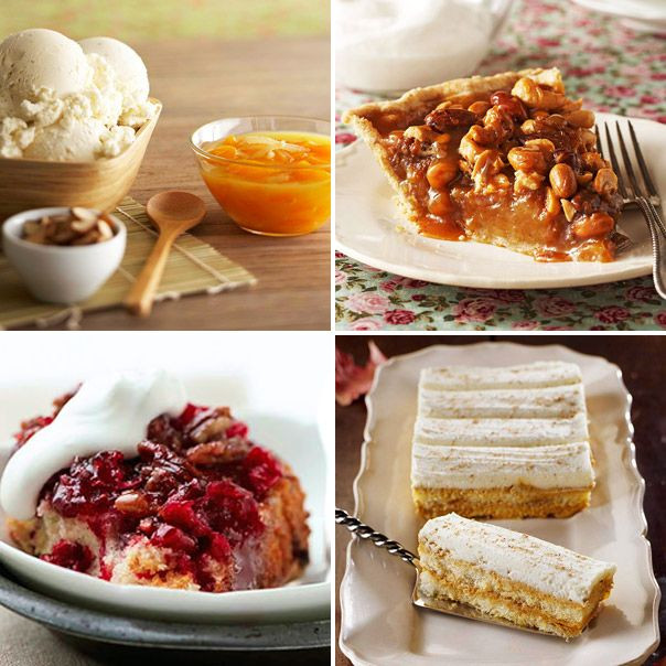 Classic Thanksgiving Desserts  9 Non Traditional Thanksgiving Desserts