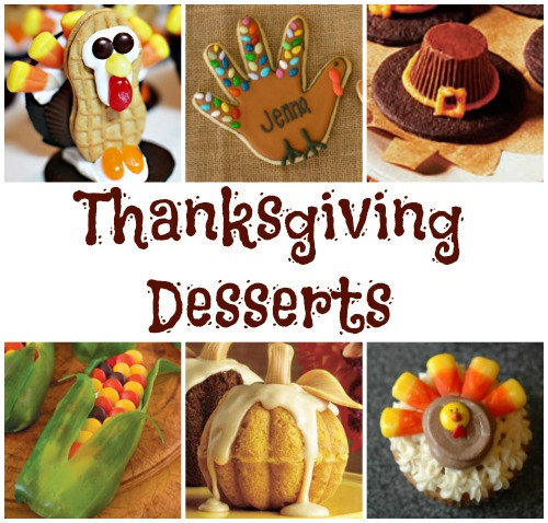 Classic Thanksgiving Desserts  Non Traditional Thanksgiving Desserts Making Time for Mommy