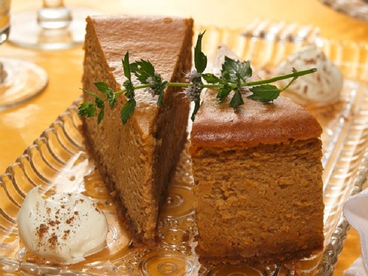Classic Thanksgiving Desserts  Top 10 Traditional Thanksgiving Desserts Top Inspired