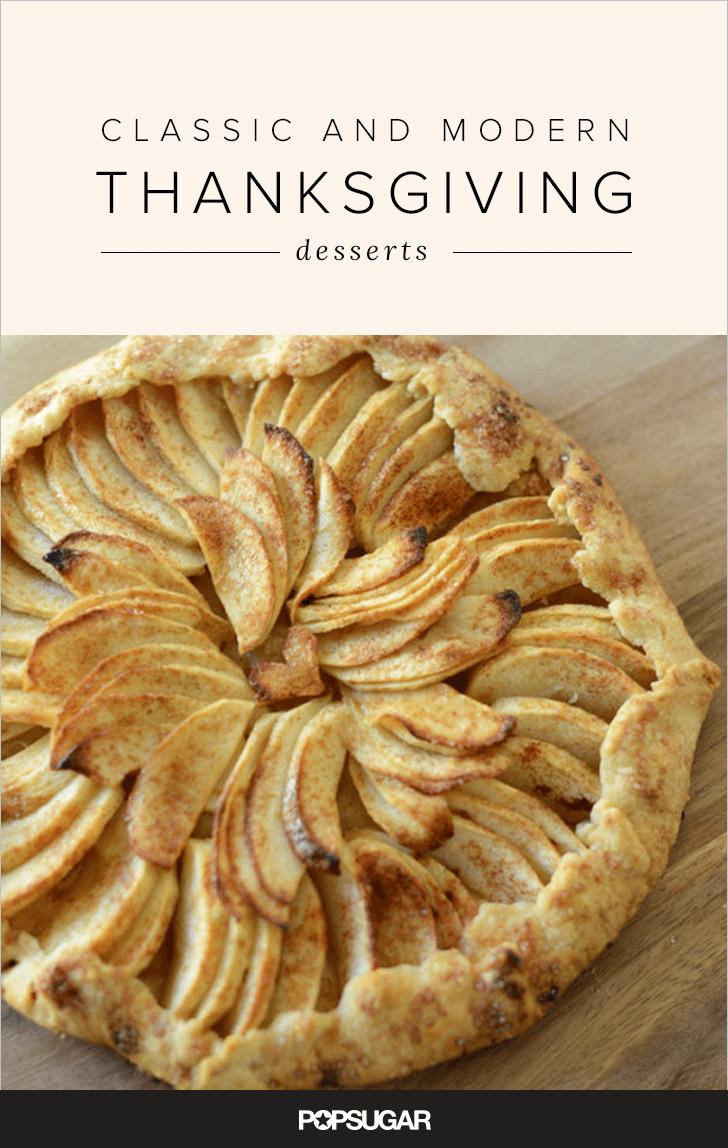 Classic Thanksgiving Desserts  Thanksgiving Dessert Recipes