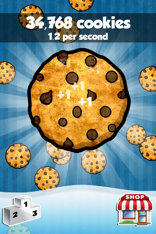 Cookie Clicker Christmas Cookies  Cookie ers™ Android Apps on Google Play