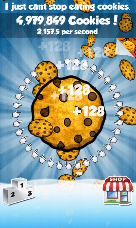 Cookie Clicker Christmas Cookies  Cookie ers™ – Aplicaţii Android pe Google Play