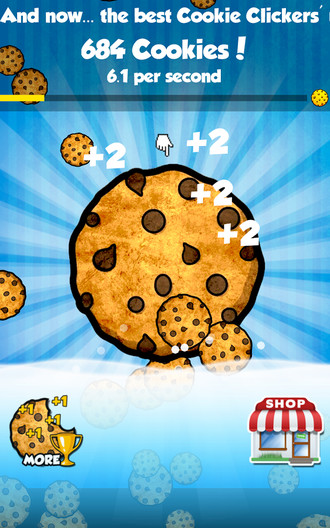 Cookie Clicker Christmas Cookies  Cookie ers Christmas Android MT