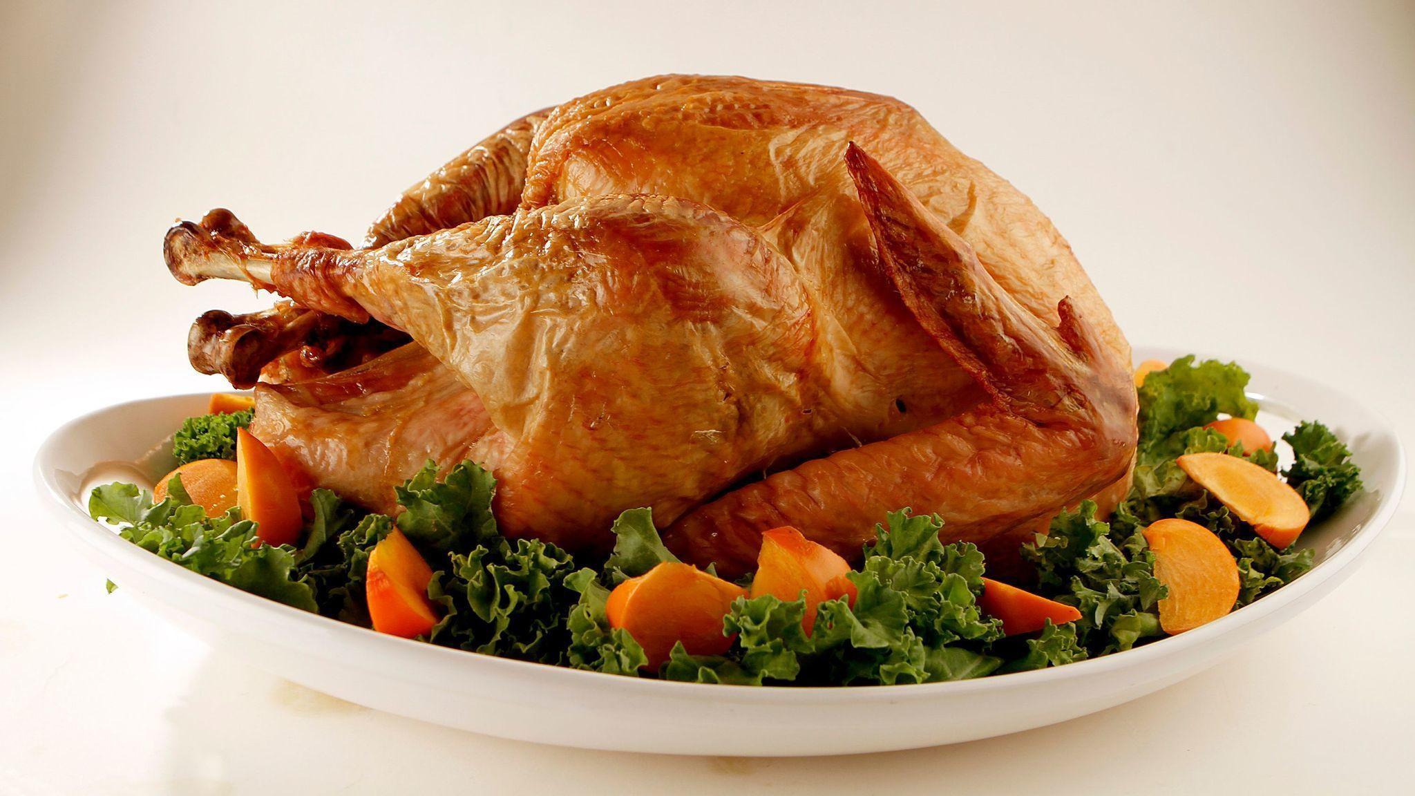 Cooking A Thanksgiving Turkey  A beginner s guide to cooking a Thanksgiving turkey LA Times