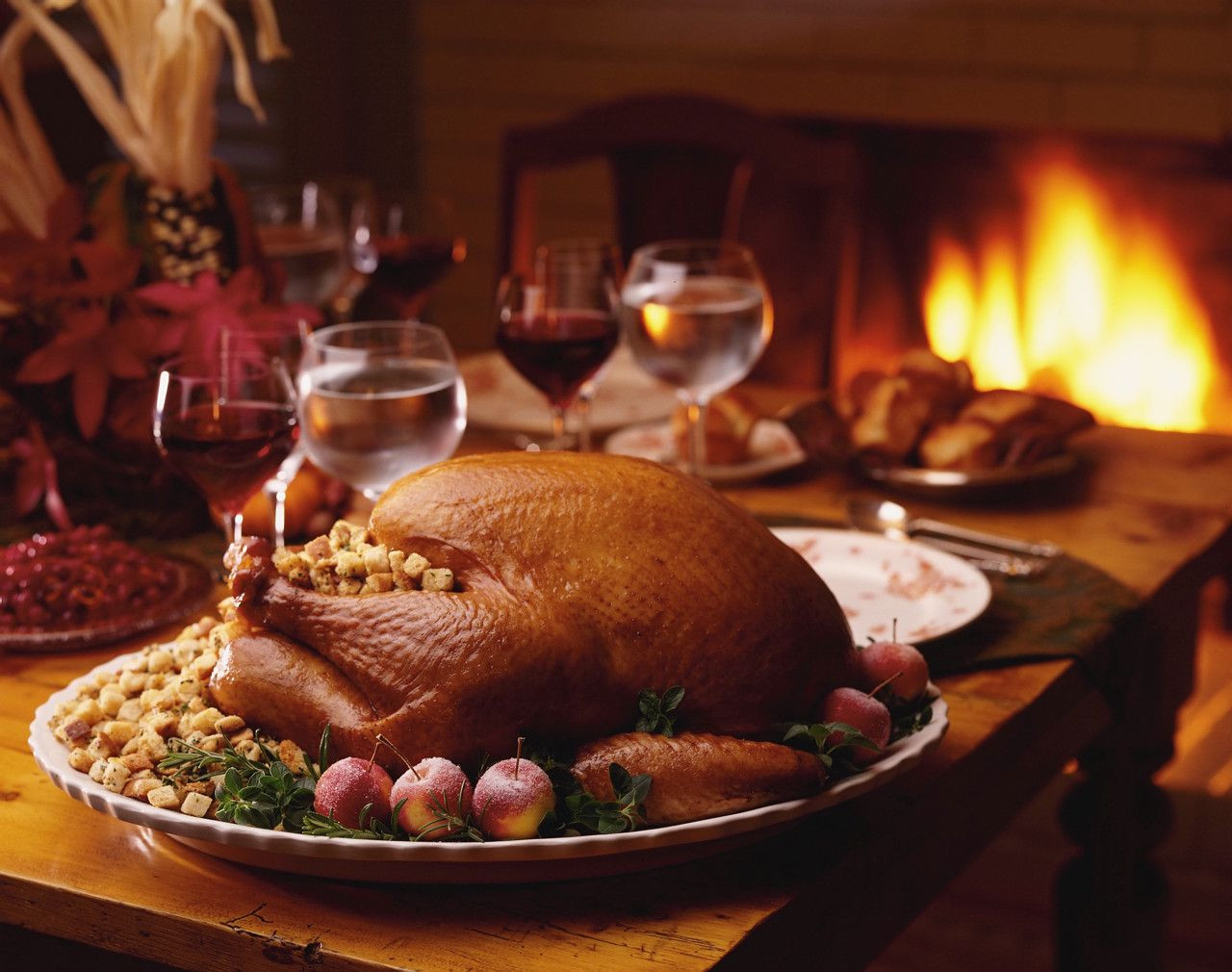 """Cooking A Thanksgiving Turkey  Kitchen Rap With Louis S Luzzo Sr """"Making The Perfect"""