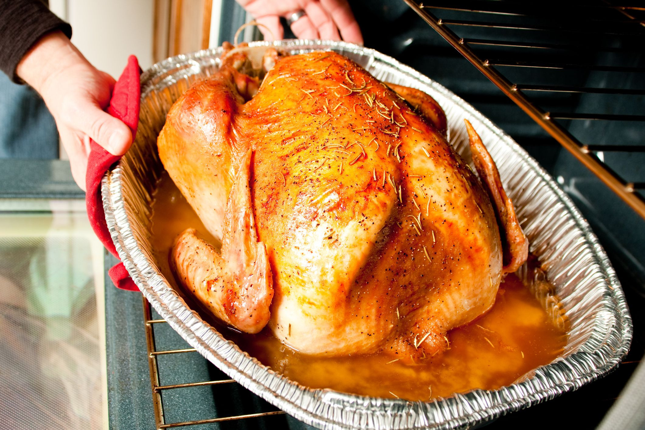 Cooking A Thanksgiving Turkey  How to Cook a Frozen Turkey Without Thawing