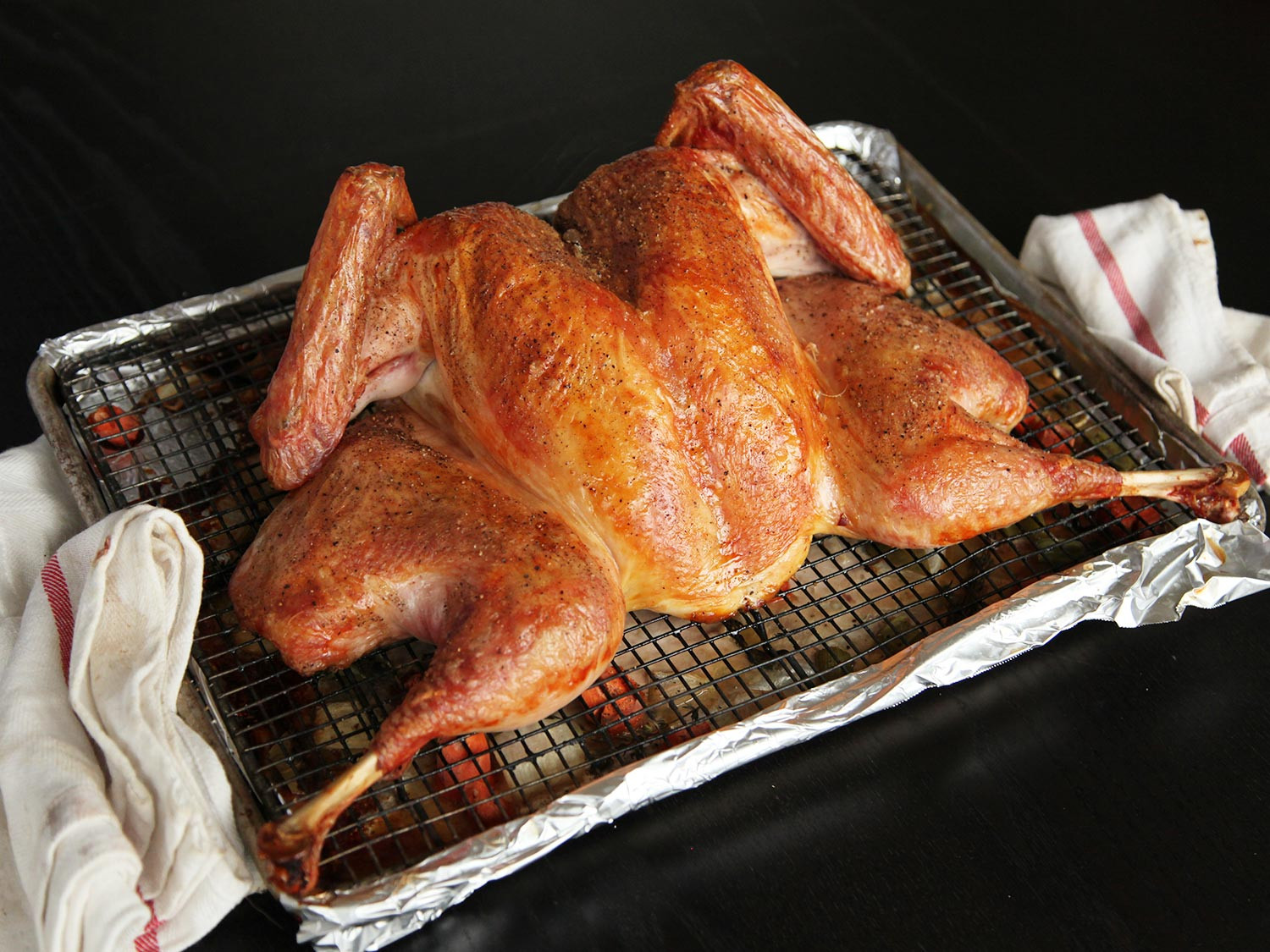 Cooking A Thanksgiving Turkey  It s 2014 and Spatchcocking Is Still the Fastest Easiest