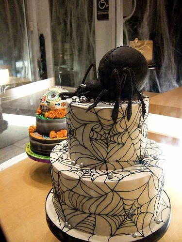Cool Halloween Cakes  Top 12 Creepy Halloween Cake Ideas – Easy & Unique Party