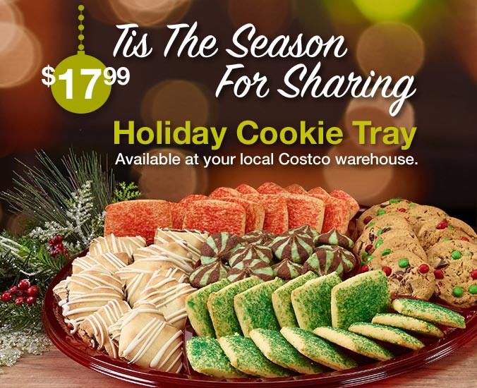 Costco Christmas Cookies  Costo Tis the Season Gift Baskets Jewelry Electronics