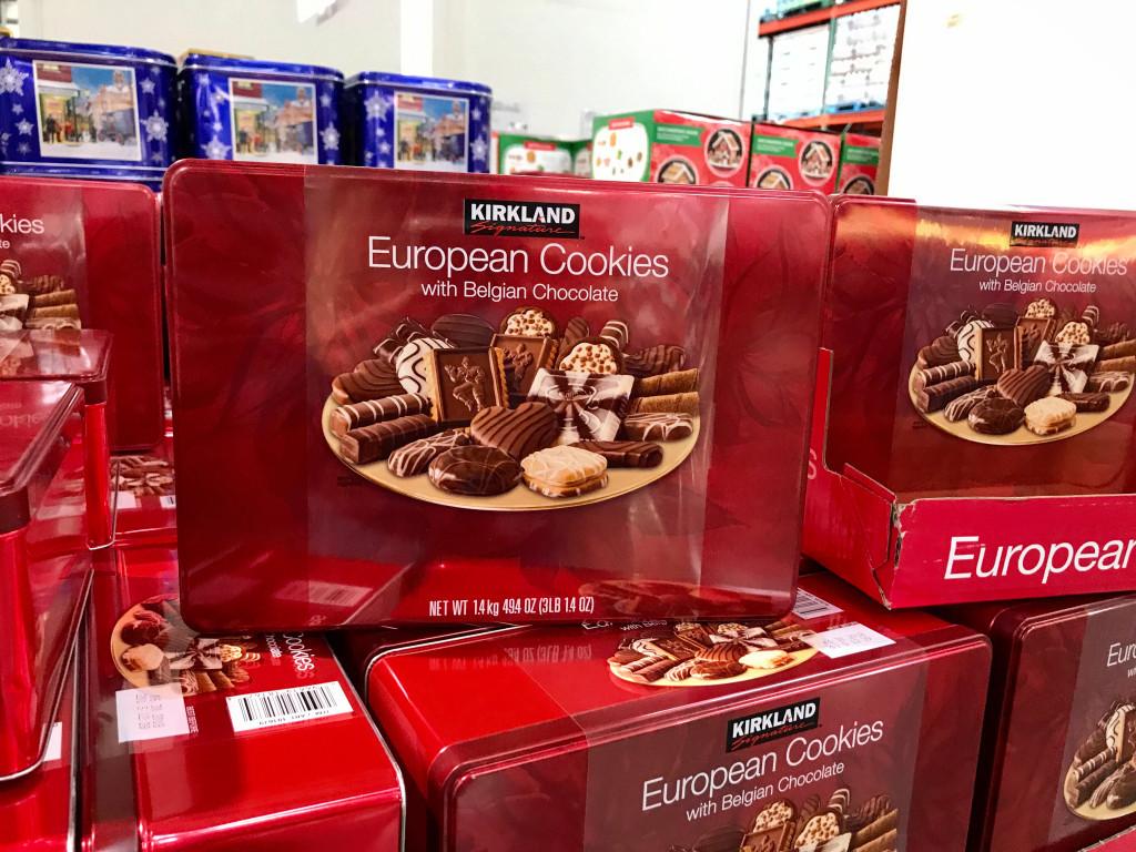 Costco Christmas Cookies  Costco Members Holiday Savings Deals Start 11 9
