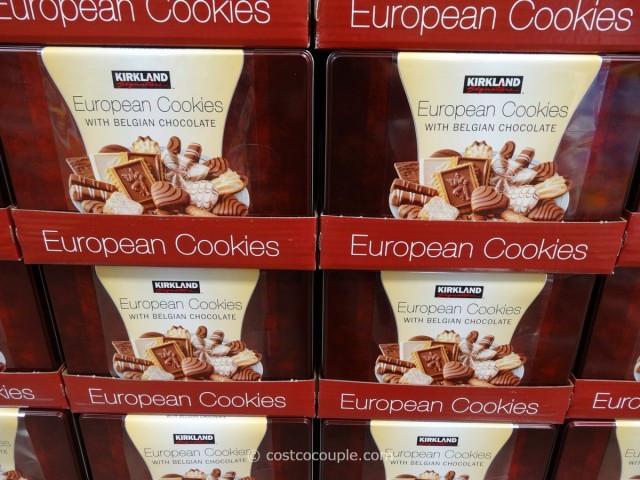 Costco Christmas Cookies  Kirkland Signature European Cookies