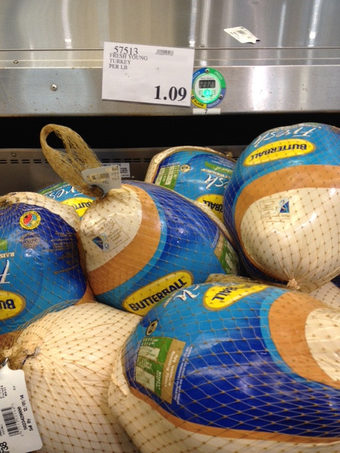 Costco Thanksgiving Turkey  How to find a low sodium Thanksgiving turkey – The No Salt