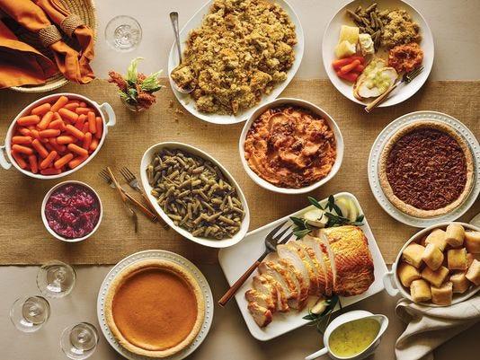 Cracker Barrel Thanksgiving Dinner To Go Price  15 restaurants around Phoenix for the best Thanksgiving