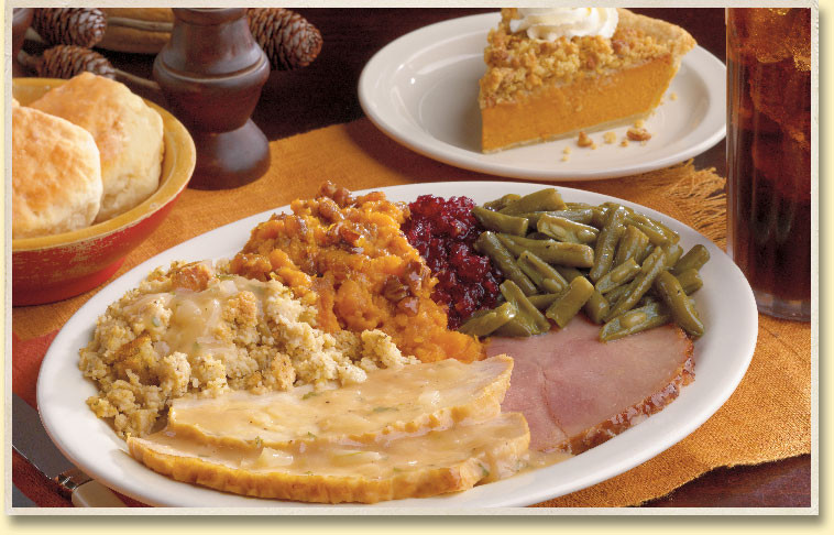 Cracker Barrel Thanksgiving Dinners  6 Best Places to Get a Thanksgiving Meal in Fayetteville
