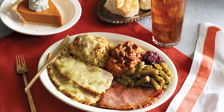 Cracker Barrel Thanksgiving Dinners  Turkey n Dressing Meal