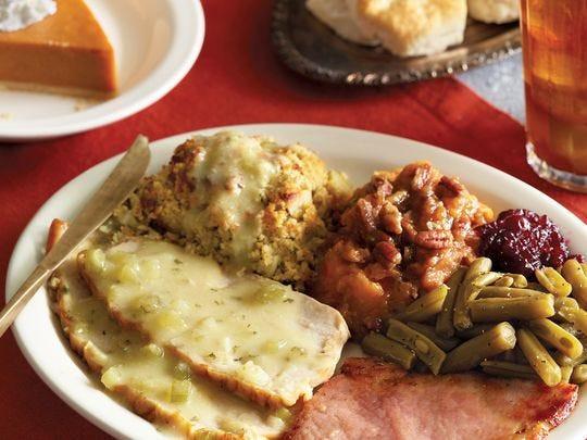 Cracker Barrel Thanksgiving Dinners  27 restaurants for Thanksgiving around Phoenix from