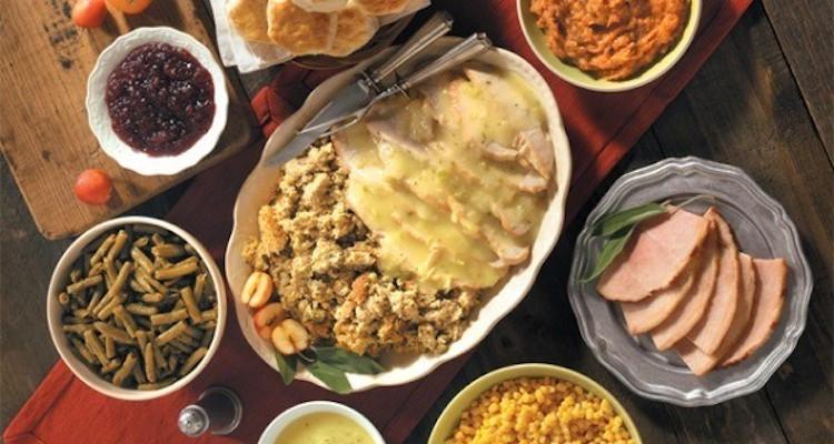 Cracker Barrell Thanksgiving Dinner  Don't feel like cooking These restaurants will make