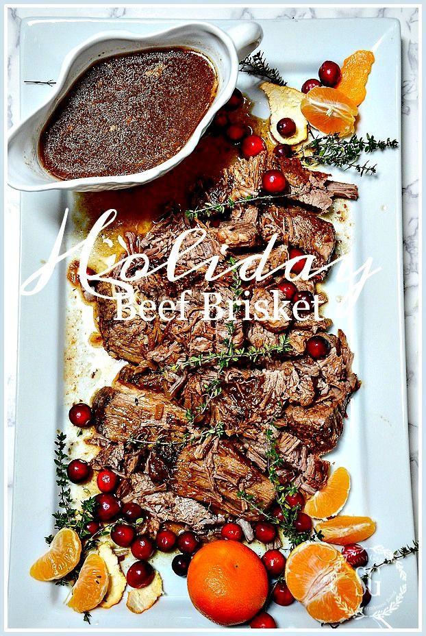Crock Pot Christmas Dinner  Best 25 Christmas dinner menu ideas on Pinterest