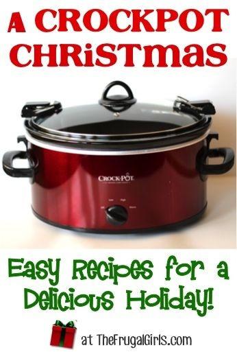Crock Pot Christmas Dinner  Crockpot Christmas Recipes Easy Recipes for a Delicious